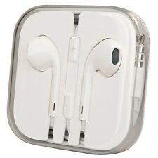 3.5mm Genuine MD827LL/A Earpods, Earphones Remote & Mic for Apple iPhone 6 6+ 5