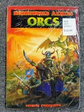 Demonworld Armies Orcs SC RPG Hobby Products New Sealed