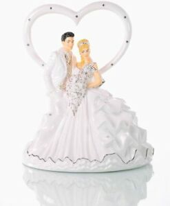 THE ENGLISH LADIES CO ALWAYS AND FOREVER BLONDE FIGURINE, NEW AND BOXED