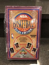 1991-92 UPPER DECK PREMIER EDITION BASKETBALL FACTORY SEALED BOX (1ST UD JORDAN)