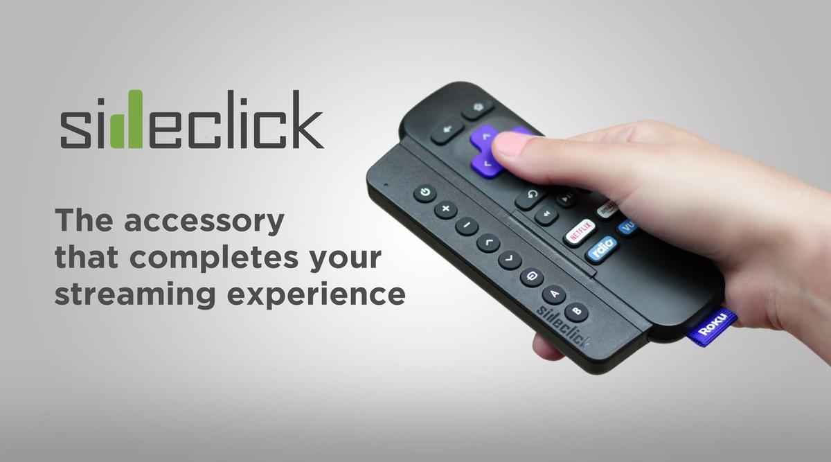 Sideclick Remotes