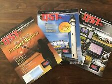 Qst Magazines -3 issues Sept, Oct, Nov 2015-Amateur Ham Radio Arrl-New/Unread