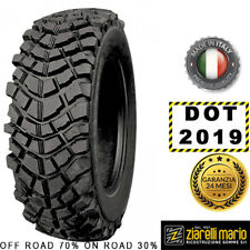 Pneumatici Ziarelli 265/65 R17 116T MUD POWER M+S DOT 2019 *RICOSTRUITA IN IT...