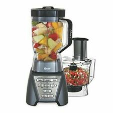 Oster Pro 1200 Blender with Professional Tritan Jar and Food Processor attachmen