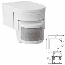 Kanlux White Wall Surface Mounted PIR Motion Movement Detector Sensor 160 Degree