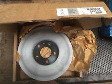 Genuine COPPIA CITROEN c8 PEUGEOT 807 Dischi Freno Posteriore Diam 272mm 4249c0 RRP £ 90