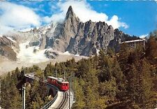 BF37952 le train cdun montenvers chamonix mont blan  train railway chemin de fer