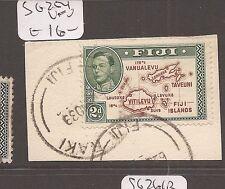 Fiji Islands SG254 VFU (9cbl)