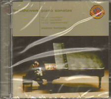 BEETHOVEN PIANO SONATAS 14, 21, 23 SONY MASTERWORKS EXPANDED CLASSICAL CD 04 NEW