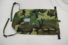 US Military New Clothing Bag Stuff Sack Woodland Camo Alice Clips Army Surplus