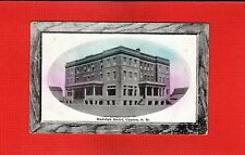 Canton,Lincoln County,Sd South Dakota, Rudolph Hotel used 1912