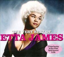 Very Best of Etta James [Not Now] by Etta James (CD, Feb-2012, 2 Discs, Not...