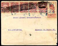 BOLIVIA TO ARGENTINA Cover 1926 VF