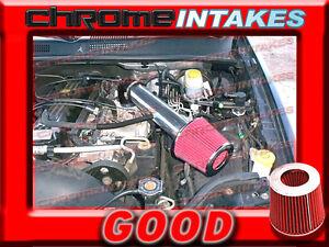 BLACK RED 1991 1992 1993-2004 JEEP CHEROKEE/GRAND/LAREDO 4.0L AIR INTAKE KIT 2