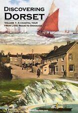 Discovering Dorset Dvd Prt 1 Lyme Regis Bridport Weymouth Portland Swanage Poole