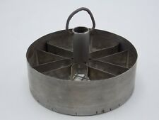 Vintage Watchmaster ultrasonic cleaner watch cleaning machine basket 3 inch