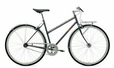 Bicicletta Fixed Bike CINELLI GAZZETTA MUSE Grigio 2015