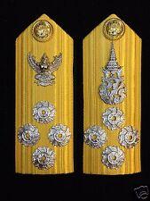 THAILAND_KING_SHOULDER_BOARDS_NAVY_ADMIRAL_RANK_EPAULETTE_ROYAL_MARSHAL_GENERAL