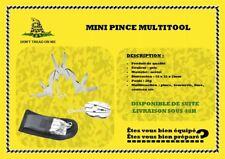 Mini pince multitool