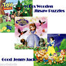 Disney TOY SOFIA SNOW WHITE16 Pcs Wooden Toys Jigsaw Puzzles best Gifts for Kids
