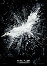 THE DARK KNIGHT RISES 2012 Christopher Nolan – Movie Cinema Poster Art