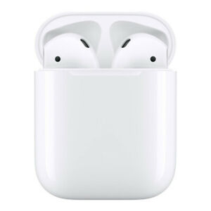 Apple AirPods (2nd Gen) with Charging Case MV7N2ZA/A - White - [Au Stock]