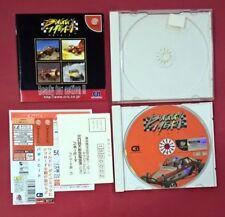 Buggy Heat - SEGA - DC - DREAMCAST - MUY BUEN ESTADO ( japonés )
