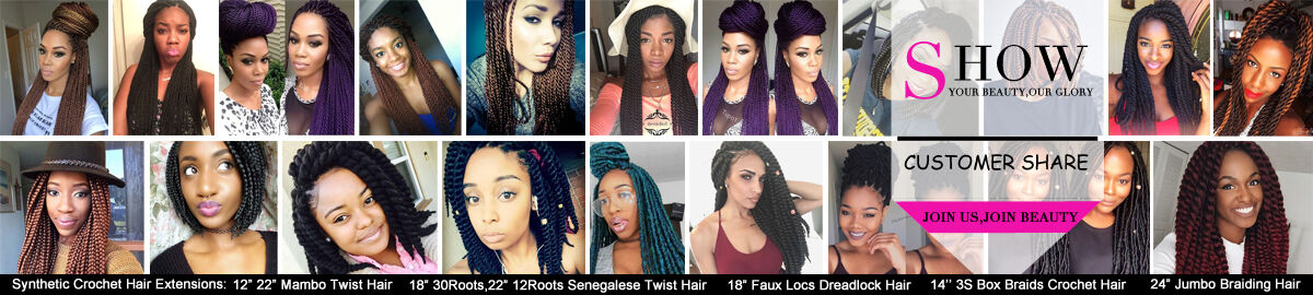 Show Your Beauty Hair Store