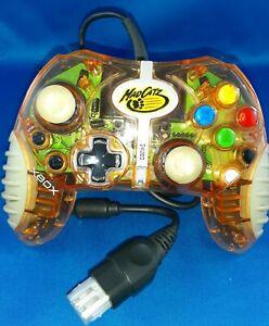 Mad Catz Xbox Original Controller Mint! Like NEW! Clean & Pristine 2004 #4526