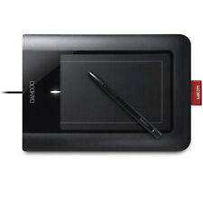 Wacom Bamboo Pen Tablet - CTL460 - Pen, Nibs, Install CDs Included - Used