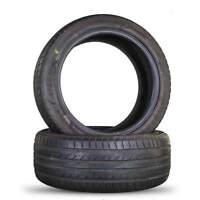 2x Sommerreifen Reifen Dunlop SP Sport 01A * 245/45 R19 98Y DOT 4311 7 mm
