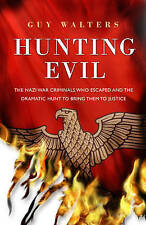 Hunting Evil, Walters, Guy, Good Used  Book
