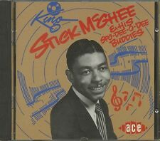 Stick McGhee & His Spo-Dee-O-Dee Buddies - New York Blues (King 1951-55) (CD)...