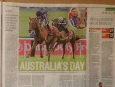 Irish Derby Joseph O'Brien Australia Horse Racing Times Sport Supplement 06/6/14