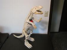 Trex Dinosaur Bones With Heart & Glowing Red Eyes Huge Toy