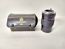 Sears Auto MC 1:2.8 135mm MF SLR DSLR f2.8 Telephoto Prime Lens Pentax K Mount