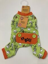 New listing Skeleton Pajamas For Dogs Size Xs