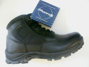 """Smith & Wesson Force 6"""" Men's  Waterproof Boots Black Size 12 R"""