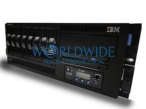 IBM p5-520 9111-520 2-way 1.65GHZ AIX eServer, 2GB memory, 73.4GB disk, no rails
