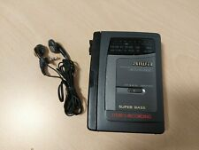 Aiwa Stereo Radio Cassette Recorder Walkman HS-JS215
