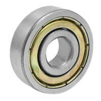 6200ZZ 2 Rodamiento rigido de bolas de metal de 10mm x 30mm x 9mm V3J2