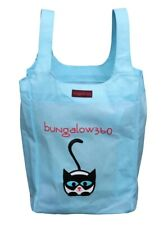 """Cat Bungalow360 Big Bag Tote New Re-Usable 16.5""""h x 12""""w x 7""""d Shopping Fashion"""
