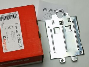 DIN RAIL BRACKET DIN-RAIL FIXING PLATE - DPX 125 OR EARTH Legrand 026208