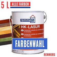 Remmers Aidol HK Lasur 5 L Holzlasur Holzschutz alle Farben