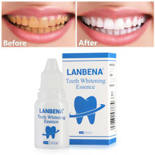 10ml Teeth Whitening Essence Liquid Oral Hygiene Cleaning Plaque Stains Tooth