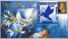 2016, 16-380, Nativity Pageant, Springfield MN, Christmas, Dove