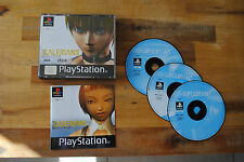 Jeu GALERIANS (Complet) sur Playstation 1 PS1 (one) REMIS A NEUF