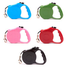 3M/5M Automatic Retractable Pet Dog Cat Puppy Traction Rope Walking Lead Leash