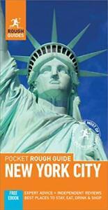 Pocket Rough Guide New York City (Travel Guide) (Paperback)