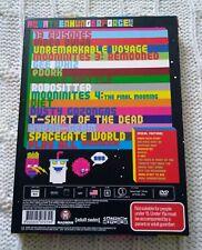 AQUA TEEN HUNGER FORCE - VOLUME  4  – DVD, 2-DISC BOX SET, R-4, LIKE NEW